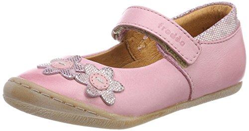 Froddo Mädchen Children Ballerina G3140071-3 Riemchenballerinas, Pink (Pink), 34 EU