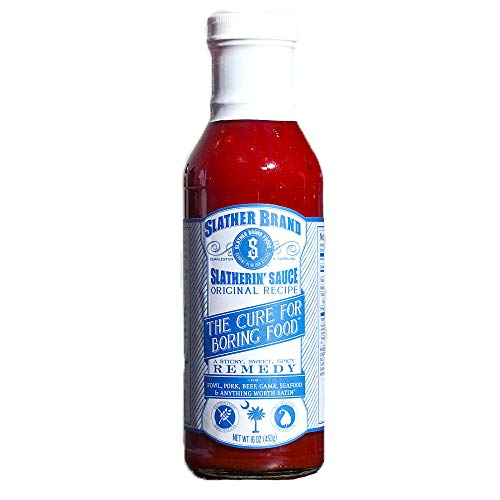 SLATHER Sauce Original Recipe BBQ - 16 oz
