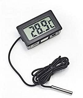 CamKpell numérique portatif Professionnel d'écran LCD électronique pour la température du réfrigérateur/congélateur/Aquari...