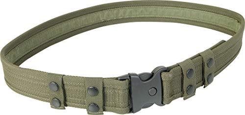 Viper TACTICAL - Ceinture de sécurité à dégagement Rapide - Vert Olive