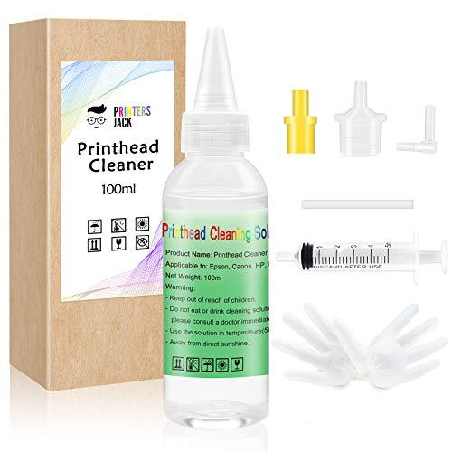 Limpiador de Cabezales de Impresión para Impresoras HP 8610