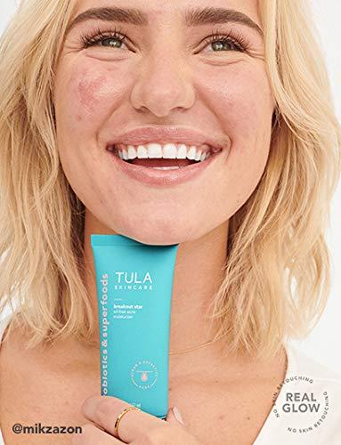 TULA Skin Care Breakout Star Acne Moisturizer | Lightweight, Hydrating Moisturizer Treats & Prevents Breakouts, Formulated with Azelaic & Salicylic Acid | 1.7 fl. oz.