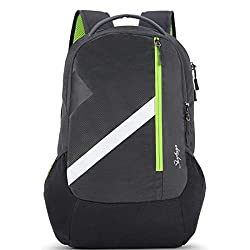 Skybags Tekie 06 30 Ltrs Grey Laptop Backpack (TEKIE 06),Vip Industries Ltd,TEKIE 06,bagpack,bagpack for women,bagpacks for college,bagpacks for girls stylish,pubg bagpack level 30,wildcraft bagpacks