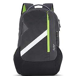 Skybags Tekie 06 30 Ltrs Grey Laptop Backpack (TEKIE 06),Vip Industries Ltd,TEKIE 06,bagpack,bagpack for women,bagpacks for college,bagpacks for girls stylish,pubg bagpack level 30,wildcraft bagpacks