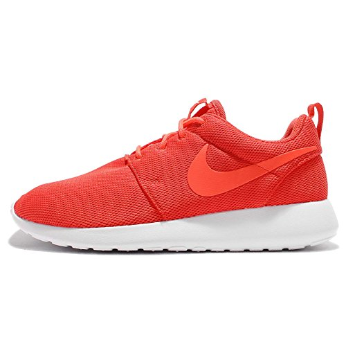 Nike Wmns Roshe One, Zapatillas para Mujer, Naranja (MAX Orange/Total Crimson/White), 39 EU