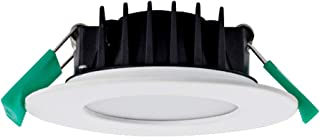 ALUX LED Downlight 10W Recessed Ceiling Downlight with CCT Changeable 3000K/4000K/5700K All in One Dimmable 800lm 70mm Cut...