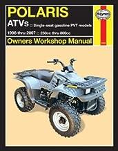 Haynes Polaris ATVs 250 to 500cc Manual (1998-2007)