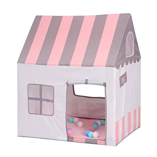 Floving Spielzelt für Kinder, Baby, Kinderschloss, Garten Spiele für Spiele im Innen- und Außenbereich, Wendy Haus Sicherheit und ungiftig