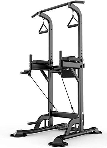 N/Z Inicio Equipos Fitness Barras horizontales Equipo de Rejilla para Sentadillas Barra de dominadas Barras paralelas para niños Equipo de tracción Interior Capacidad de Carga 300 kg