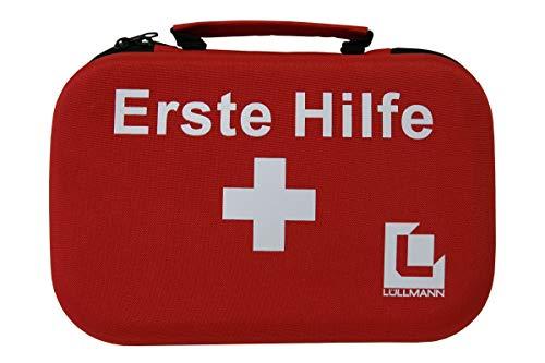 BETRIEBS VERBANDSTASCHE Premium LÜLLMANN Erste Hilfe Tasche DIN 13157 Verbandtasche rot 620146