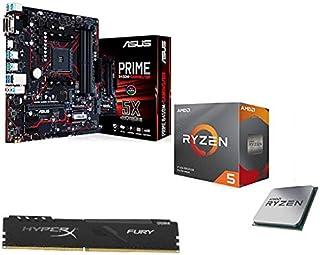 Kit Upgrade Ryzen 5 3600, 8gb 2666mhz, Asus B450 M Gaming Br
