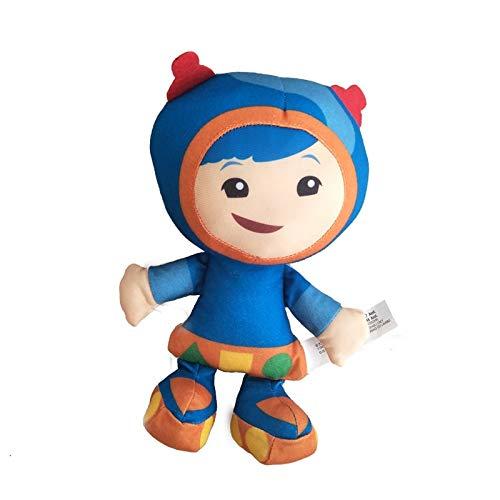Team Umizoomi Plush Toys 20cm Team Umizoomi Bot MILLI Geo Plush Doll Toy Soft Stuffed Toys for Children Kids Gifts