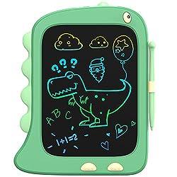 1. ORSEN Dinosaur 8.5″ LCD Writing Tablet Doodle Board