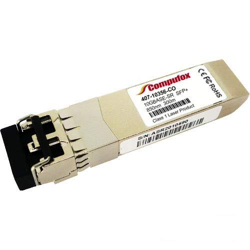 Compatible 407-10356 SFP+ 10GBase-SR 300m for Dell Networking X4012