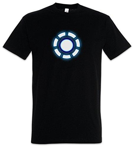 Urban Backwoods Arc Reactor II Uomo T-Shirt Nero Taglia M