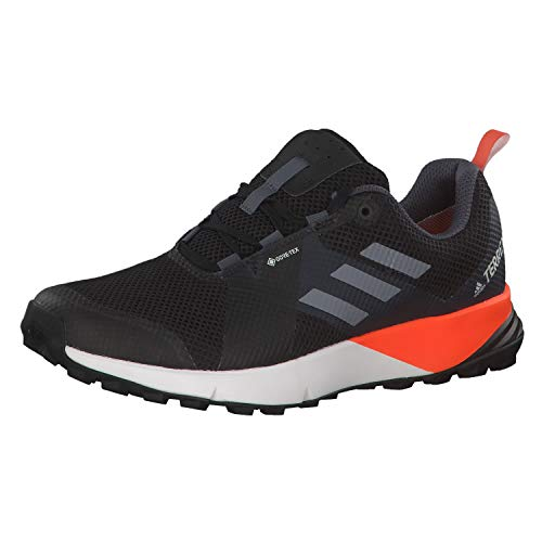 adidas Terrex Two Gore-TEX Trail Running Shoes - AW19-8.5 Black