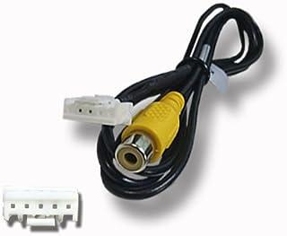 【Gn064】バックカメラ 接続コード リアビューカメラ RCA変換ケーブル バックカメラアダプター パナソニック Strada 対応 パナソニック CA-LNCR10D 互換品 CN-HDS620D/CN-HDS625D/CN-HDS625T...