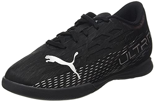 Puma Ultra 4.3 IT JR, Zapatillas de fútbol, Black, 37.5 EU