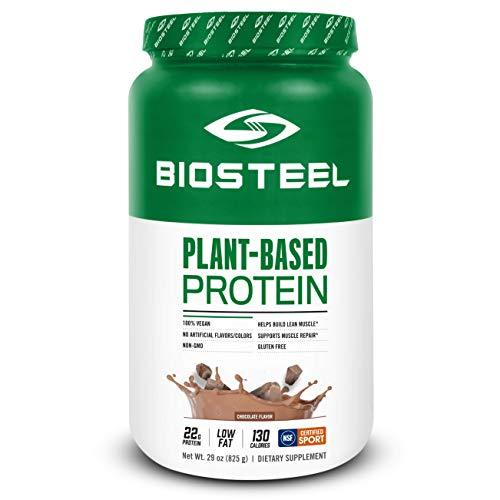 Biosteel Vegan Protein Chocolate, 825 g