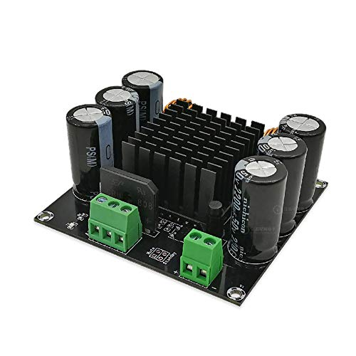 KKmoon 420 Watt Digital verstärker Bord (Praktisches Mono mit hoher Leistung) XH-M253 TDA8954TH Kern BTL Modus HiFi Klasse