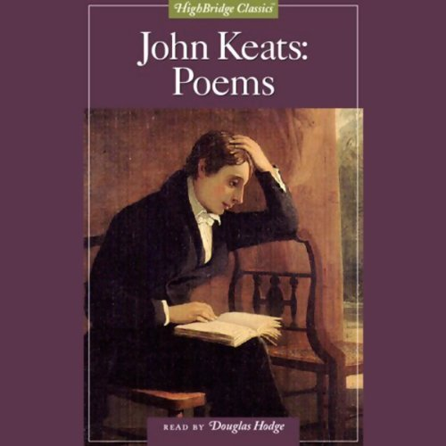 John Keats audiobook cover art