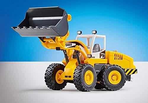 PLAYMOBIL Camión con Pala Excavadora Construcción En Bolsa precintada de Fabricante (6598)