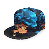 LAOLUCKY Gorra de béisbol ajustable Gorra de bola afro americano afro pelo negro chica hip pop papá sombrero mujeres Snapback Tapas