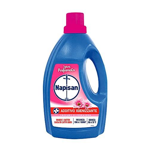 Napisan Additivo Igienizzante Lavatrice, Additivo Igienizzante Liquido Per Bucato, Profumo Di...