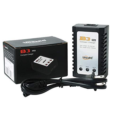 RC B3 LiPo 2S-3S バッテリー バランサ 充電器 チャージャー 7.4-11.1V RC Proコンパクト チャージャー 充電器 B3AC