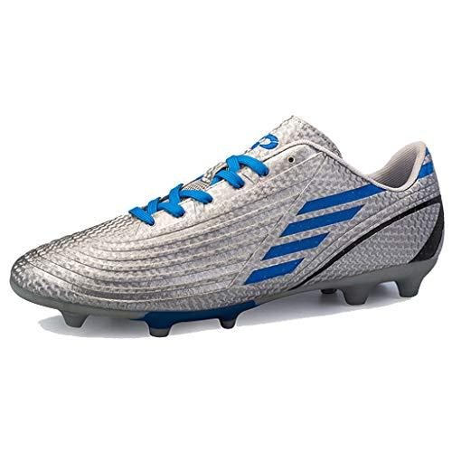 LIXIYU Mannen/Dames Unisex Kid Voetbal Laarzen Jongens/Gils Trainers Turf Cleats Voetbal Atletische Voetbal Sportschoenen Gras training voetbal schoenen