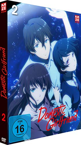Domestic Girlfriend - Vol.2 - [DVD]