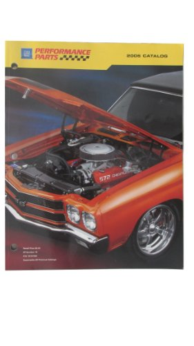 GM Performance Parts, 2006 Catalog