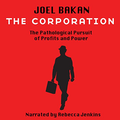 The Corporation  By  cover art