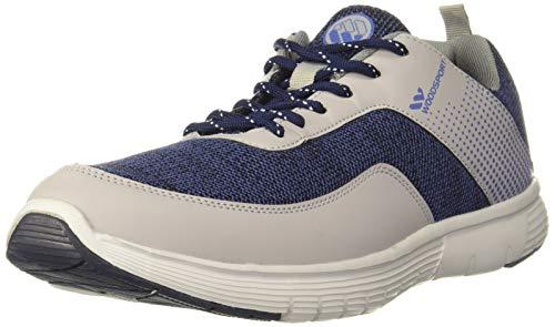 Woodland Men's Running Shoe-8 UK (42 EU) (SGC 3278919_Blue/Grey)