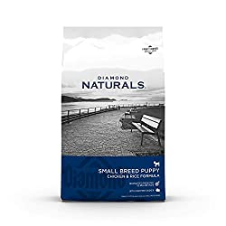 Diamond Naturals Real Meat Recipe High Protein Dry Dog Food