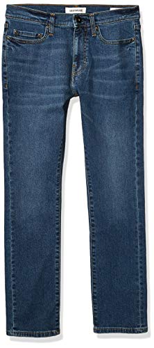 Marca Amazon - Goodthreads Skinny-fit Jean Medium Azul - jeans Hombre
