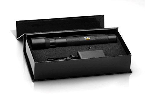 Cat 200 Lumen Linterna LED Ligera con Tetera de Mano, CT12357P 50W, 50V