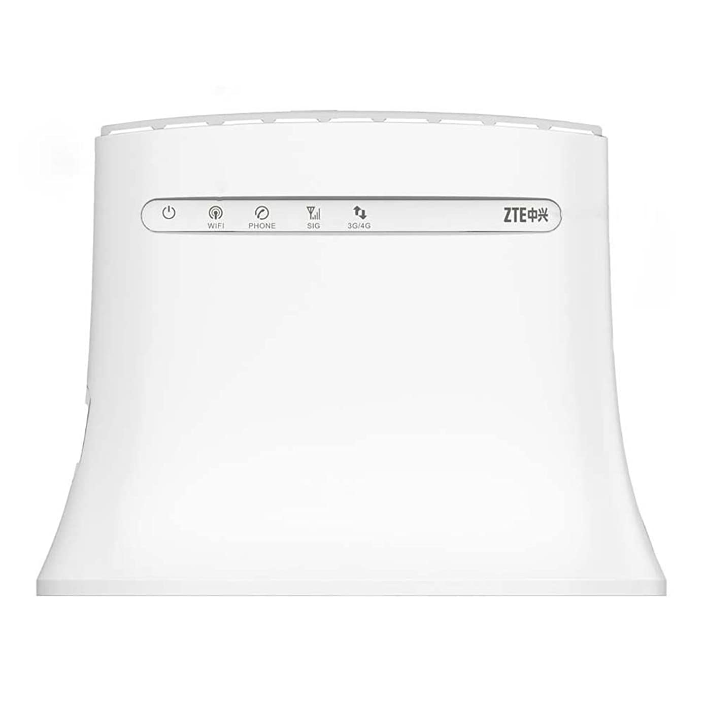 Wi-FI Router ZTE MF283+ Unlocked 4G LTE NOT USA European Bands + 4 RJ45 (4G LTE Europe, Asia, Middle East, Africa)
