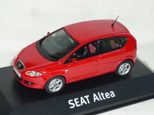 alles-meine.de GmbH Seat Altea Rot 1/43 Modellcarsonline Modellauto Modell Auto