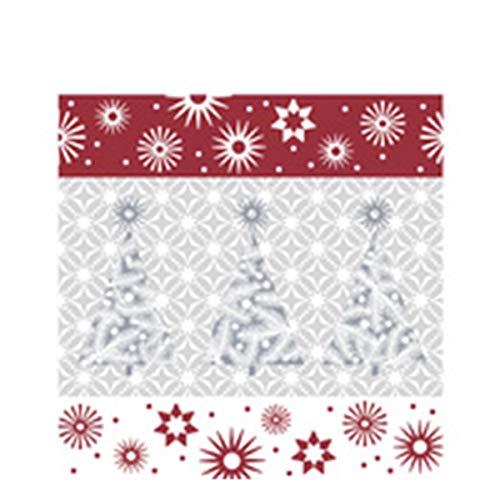 PAPSTAR WeihnachtsMotivservietten ´Starry Sky´ 85904