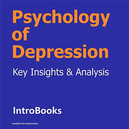 Psychology of Depression cover art