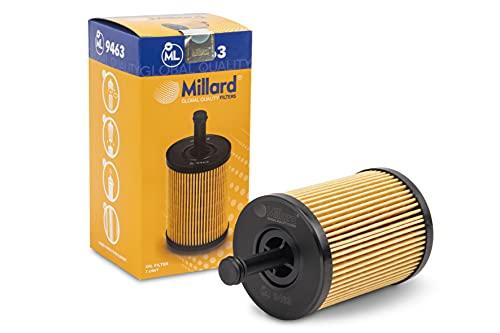 Millard Filtro de aceite para automóvil ML-9463