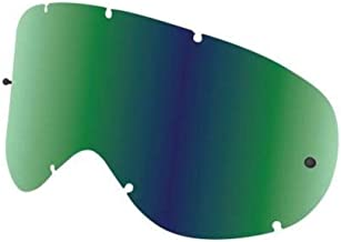 Dragon Alliance Unisex-Adult Mdx Snow Lens All Weather (Green Ion, One Size)