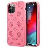 Guess GUHCP12MLSPEFU - Funda para iPhone 12/12 Pro de 6,1 pulgadas, colección Peony