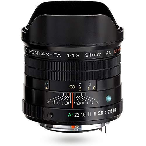 PENTAX リミテッドレンズ 広角~標準単焦点レンズ FA31mmF1.8AL Limited ブラック Kマウント フルサイズ・AP...