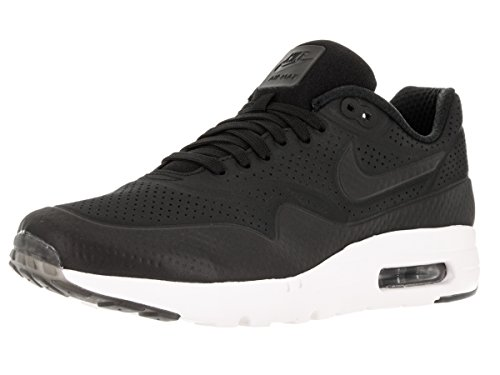 Nike Air MAX 1 Ultra Moire, Zapatillas de Deporte Hombre, Negro (Negro (Black/Black-White), 41