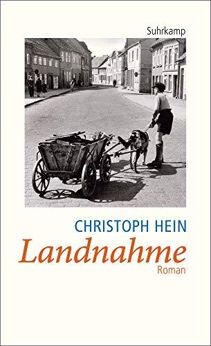 Buchseite und Rezensionen zu 'Landnahme' von Christoph Hein