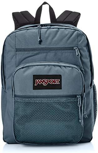 Jansport Big Campus Backpack Lightweight 15 inch Laptop Bag Dark Slate product image