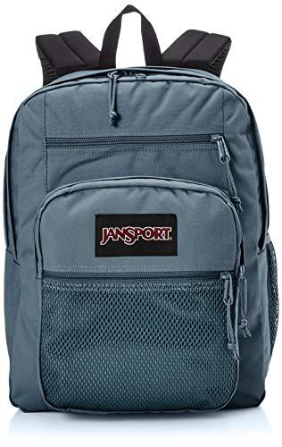 Jansport Big Campus Backpack - Lightweight 15-inch Laptop Bag, Dark Slate