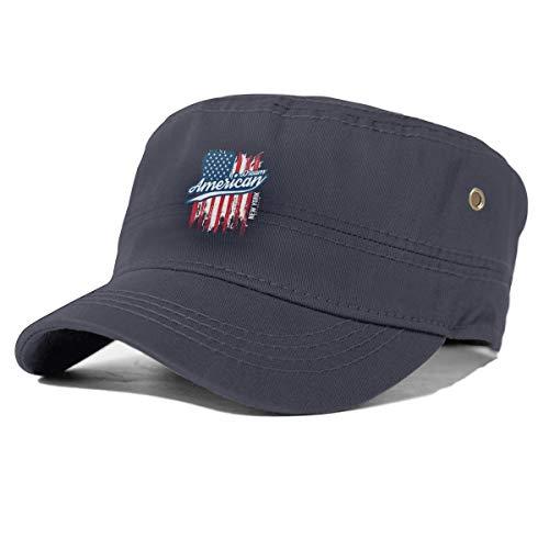Gorra de béisbol con diseño de bandera americana para...